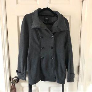 F21 Pea Coat